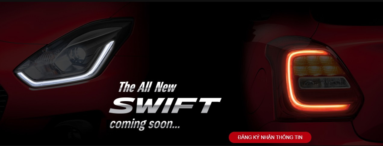The All New Swift 2018