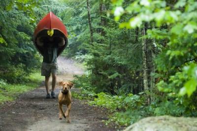 Canoe Carry
