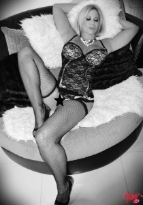 South Florida Escort   Miami-Fort Lauderdale   Sexy MILF Seductress - Black and White Lingerie - Roleplay - Kinky GFE