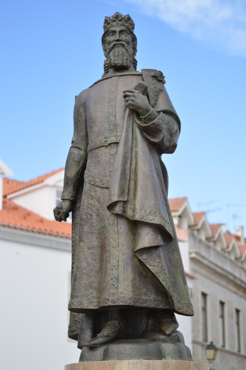 Historical statue