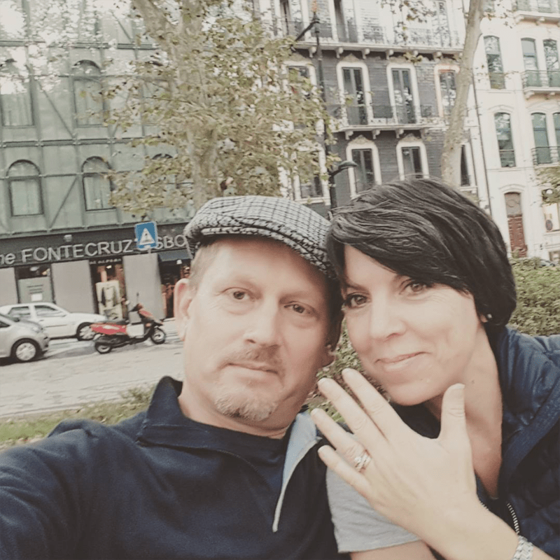 My husband of 18 years asked me to marry him...again!