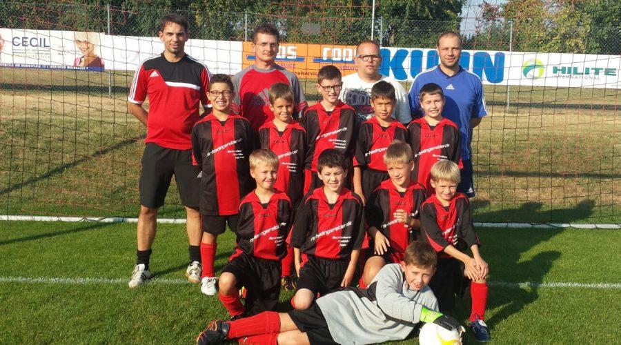 U11-Junioren I in der Saison 2016/2017