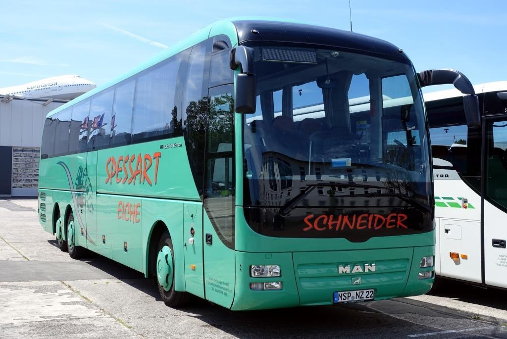 Bus zur Hallen-Kreismeisterschaft am 13.01.2018
