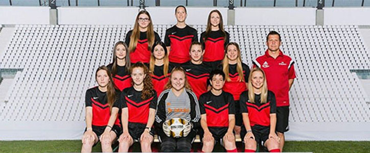 15:0! Torreigen im Freundschaftsspiel der Damen - Fußballverein im Saarland