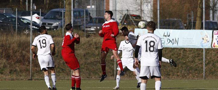Aktive Herren – Glücklos - Fußballverein im Saarland
