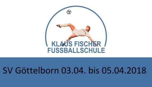 Klaus Fischer Fußball Schule 2018 Göttelborn - Fußballverein im Saarland