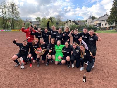 SVG Frauen 2 - Fußballverein im Saarland