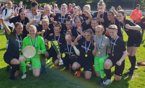 Saarlandpokal Frauen 2019 - Fußballverein im Saarland