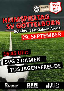 Spielberichte 29. September - Fußballverein im Saarland