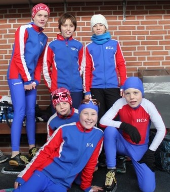 Pupillenteam HCA interclub Deventer 171112