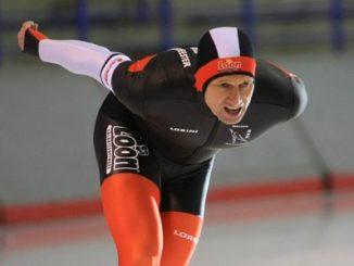 Ruud Bouwmeester in actie