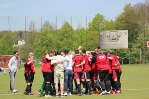 SV Lohmar III - TSV Wolsdorf III