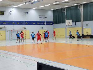 HSG Werschweiler/St.Wendel gegen HWE Homburg III