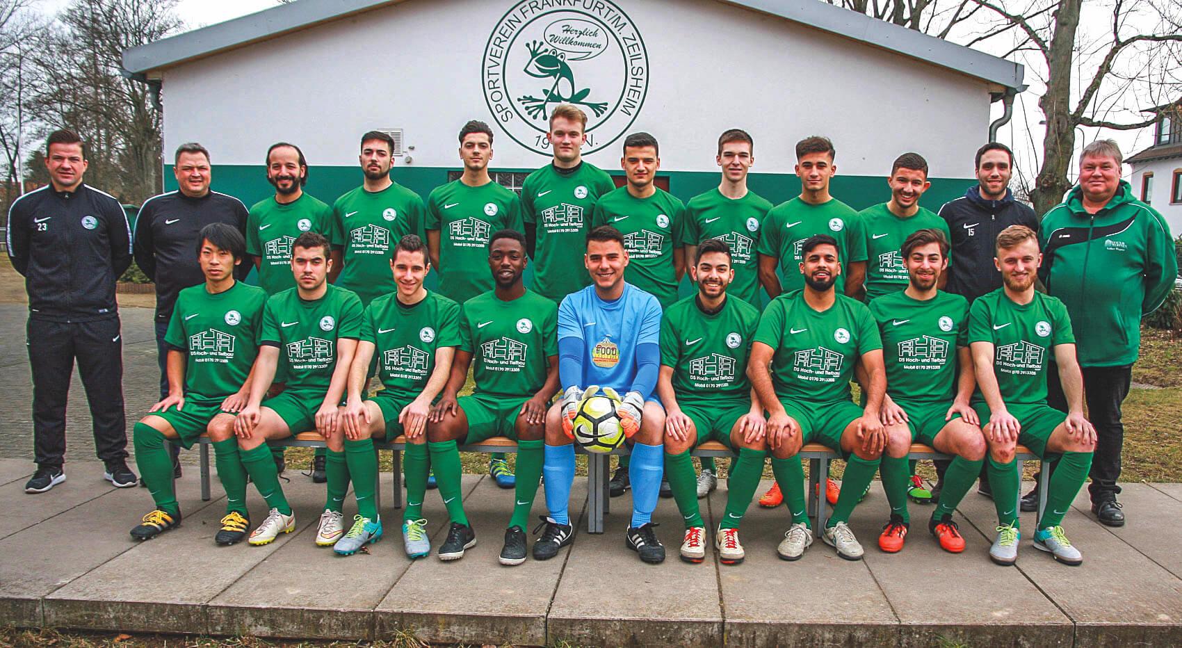 2. Mannschaft des SV 1919 Zeilsheim in der Saison 2016/2017