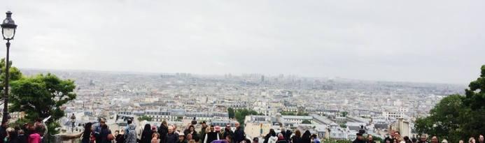 Notre Dame Tour Eiffel Paris