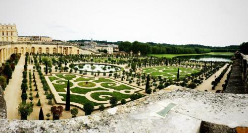 Versailles Palace Gardens France