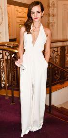 Photo by Nick Harvey Emma Watson at the British Fashion Awards, London Coliseum, December 2014 by Nisha Nonoo