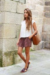 how to wear flats like a true stylish european
