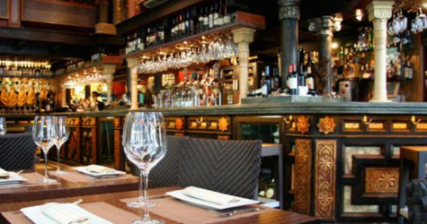 Restaurant Puerta del Carmen Restaurant Granada Where to Eat Guide