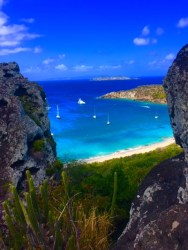 Colombier Beach_Hike_Yacht_St Barth_French West Indies_Travel Guide