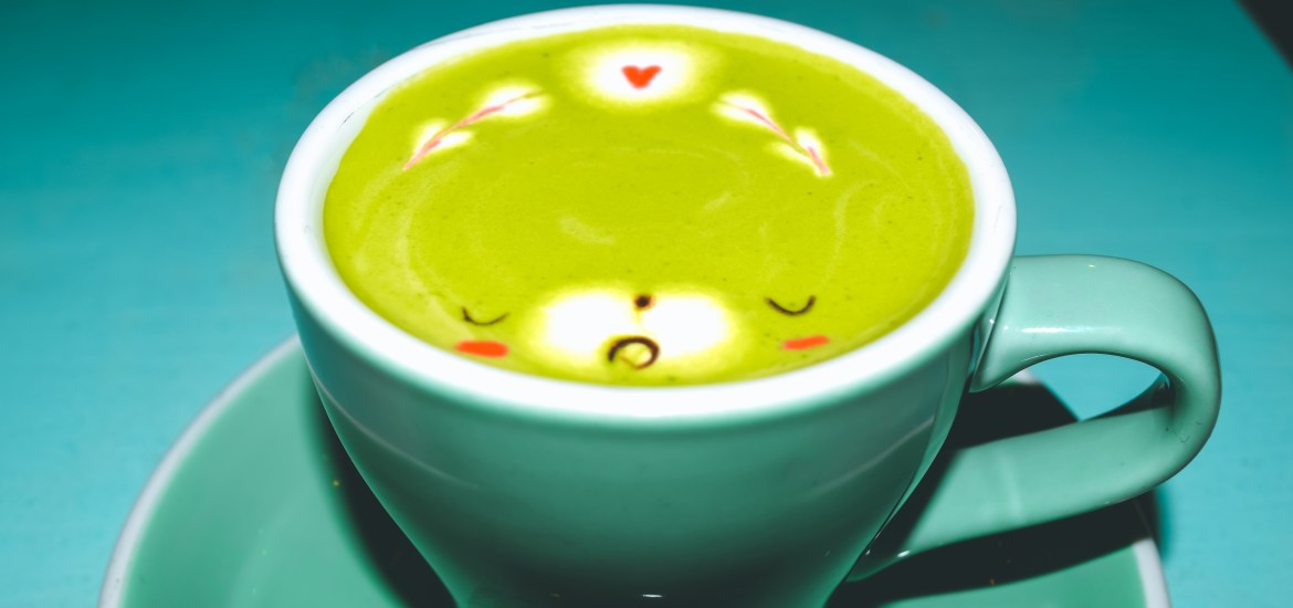 Creamart Matcha Manhattan Latte Art Treat Yourself To A Sweet Moment In NYC manhattan where to eat instagrammable food foodie weet moments lower east side china town hot chocolate art latte art travel blog guide manhattan new york travel what to do
