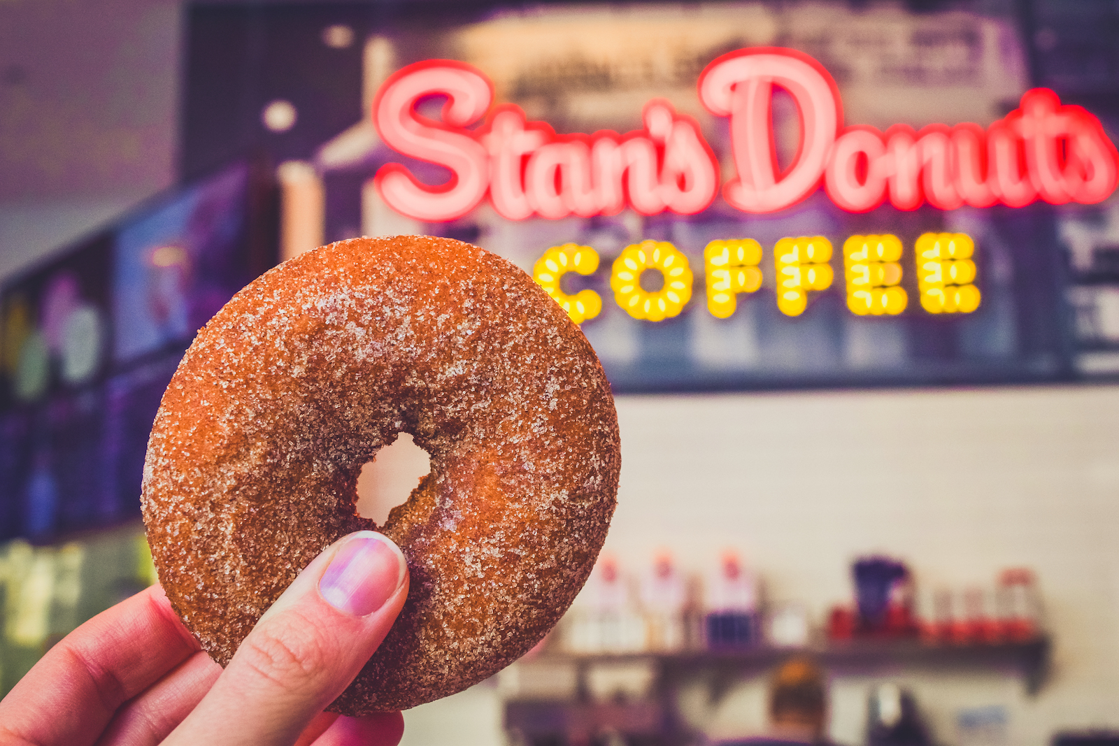 A First Timers Weekend City Guide to Chicago Stan's Donuts Food Foodie Travel guide to chicago illinois blog what to do what to see where to go 3 days-104