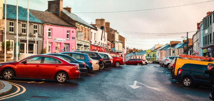 Clifden to Coleraine - 4 ways to travel via train, bus, and car
