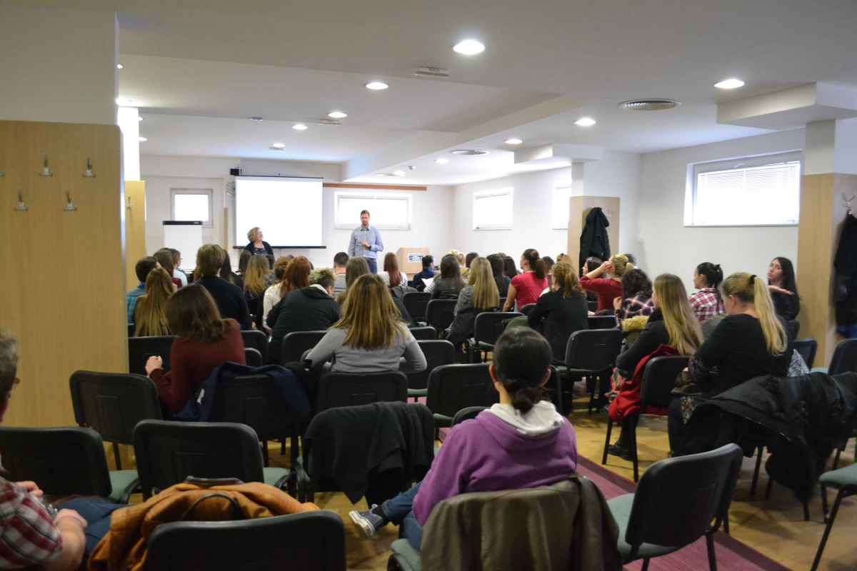 Otvaranje konferencije Modela UN-a, MOSTIMUN 2016 pohađalo preko 100 studenata