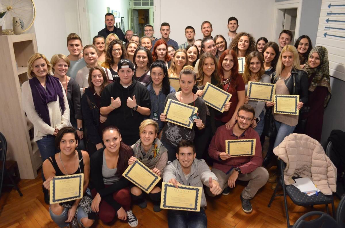 """Još jedan uspješno održan """"EQ Seminar"""" u Sarajevu"""
