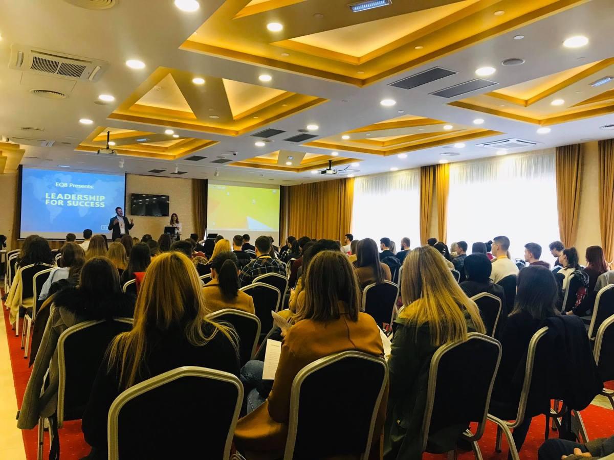 """""""EQ Seminar: Studenti mijenjaju svijet"""" – Događaj za studente – 28. i 30.10. u Hotelu Bristolu"""
