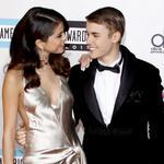 American Music Awards - Justin Bieber and Selena Gomez