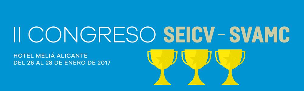 Premios SEICV-SVAMC Alicante 2017
