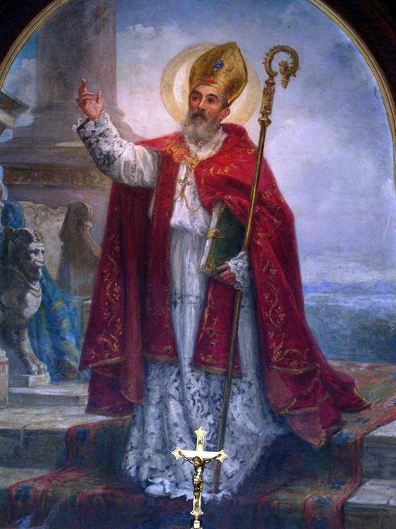 13. siječnja - Sveti Hilarije, biskup i crkveni naučitelj | Sv. Antun  Padovanski Rijeka