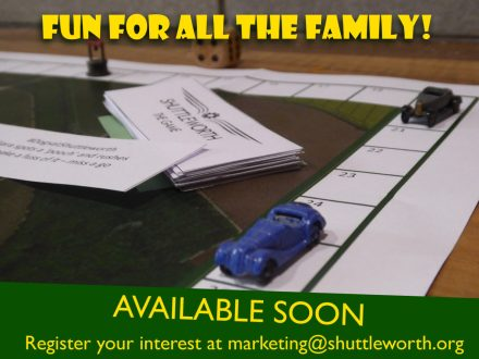 Shuttleworth - The Board Game