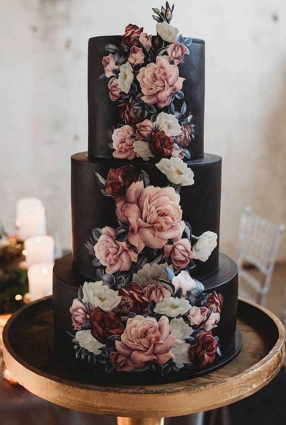 svatební dort