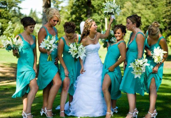 družičky a nevěsta, družička