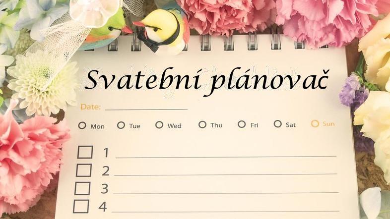 Svatební plánovač