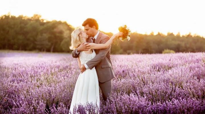Svatba svůní levandule aneb 12 možností použití levandule na vaší svatbě.