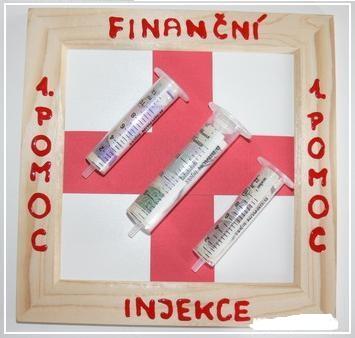 Svatební dar finanční injekce