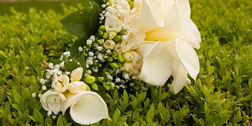 Svatební téma: kaly