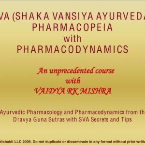 What is Dravya? - Intro to Ayurvedic Phamacopoeia