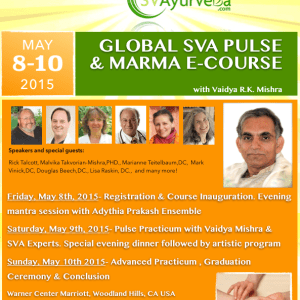 SVA Global Pulse & Marma E-Course 2015 Entry-0