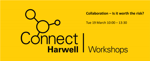 Connect Harwell Workshops