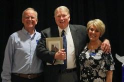 Community Partner of the Year Award winner Dave Schlosser