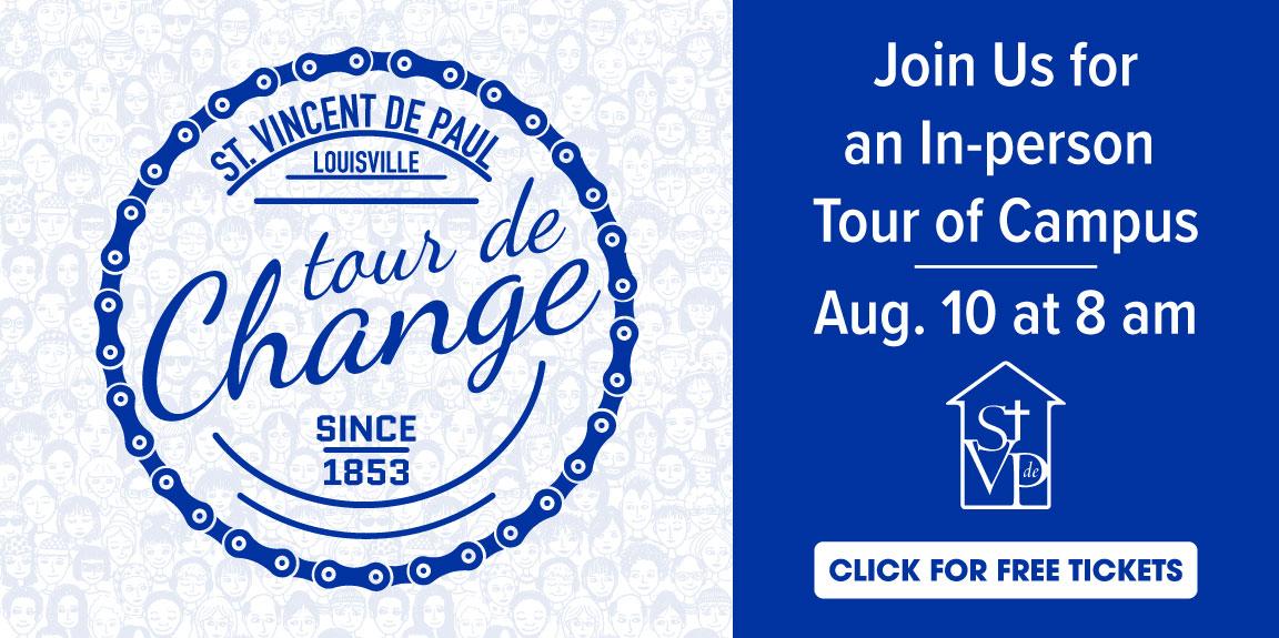 Tour de Change | August 10, 2021