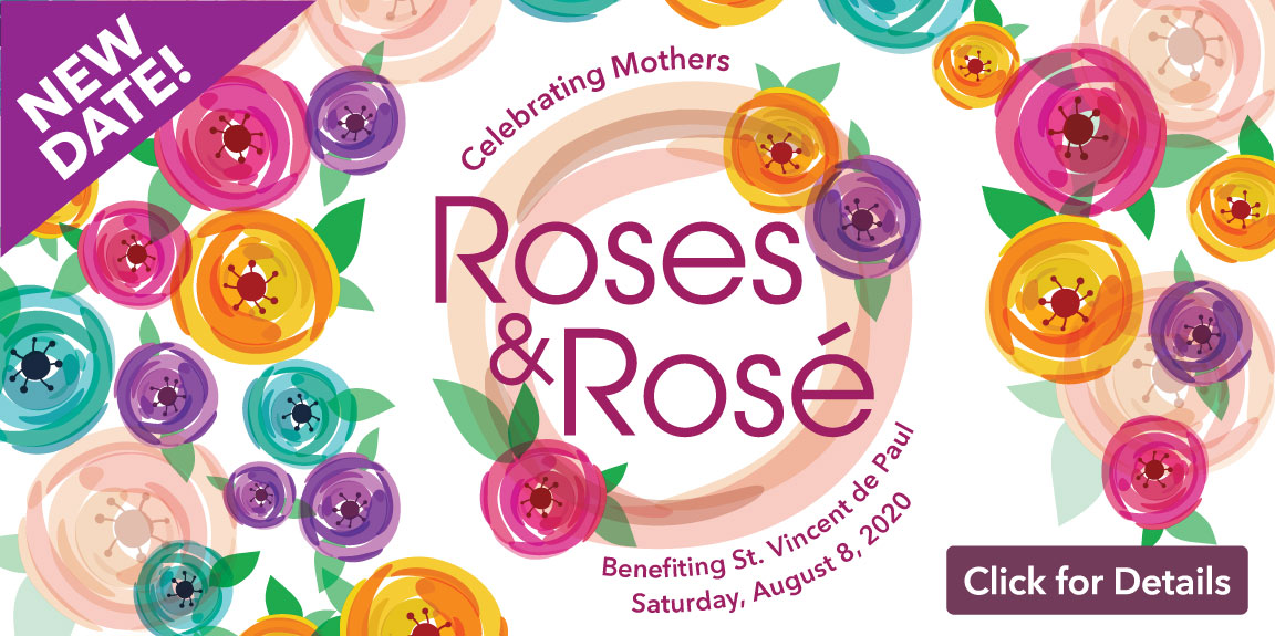 New Date for Roses & Rosé