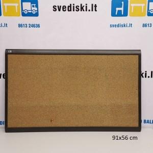 Švediški lt. Quartet ruda kamštinė lenta Švedija