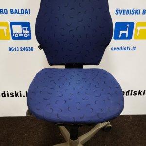 Švediški.lt Kinnarps EPLUS 6000 Free Float Mėlyna Biuro Kėdė, Švedija