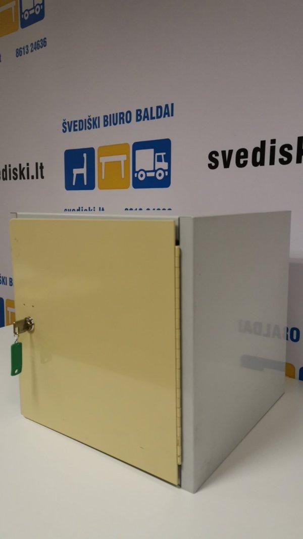 Švediški.lt Metalinis Rakinamas Seifas Su ASSA Spyna, Švedija