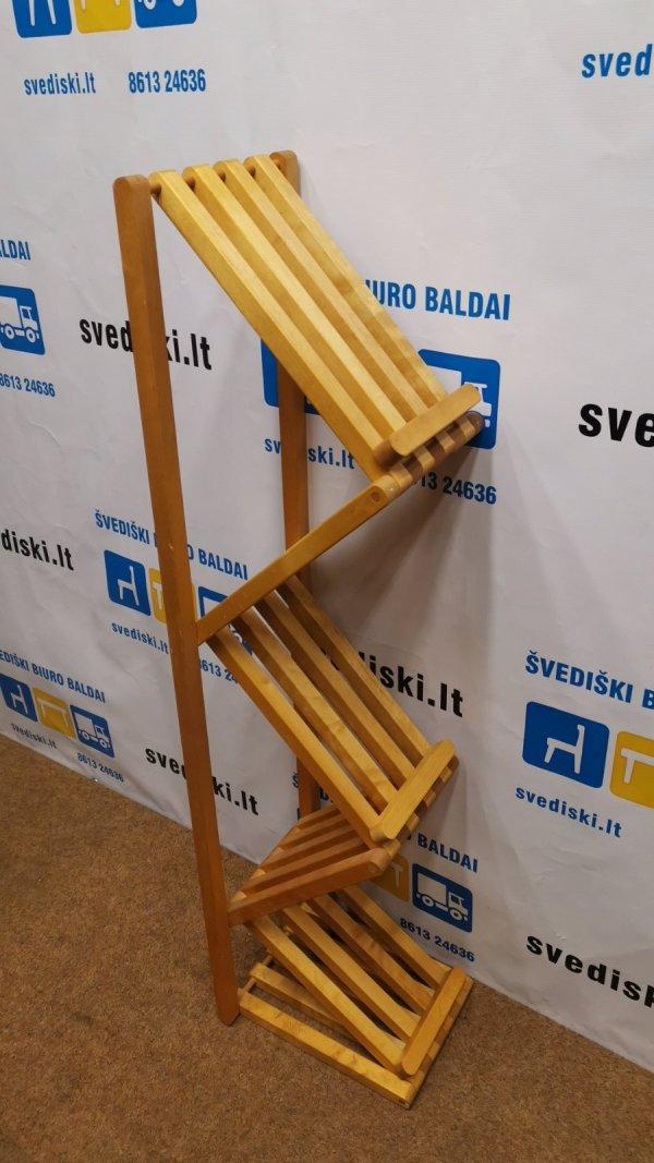 svediski.lt Beržo Medienos Bukletų Stovas, Švedija